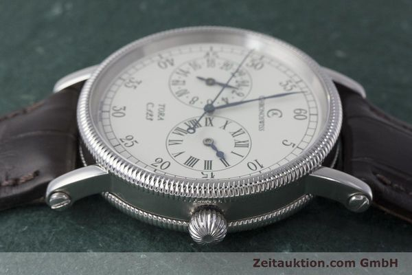 Used luxury watch Chronoswiss Tora steel automatic Kal. 123 Ref. CH1323  | 161454 05