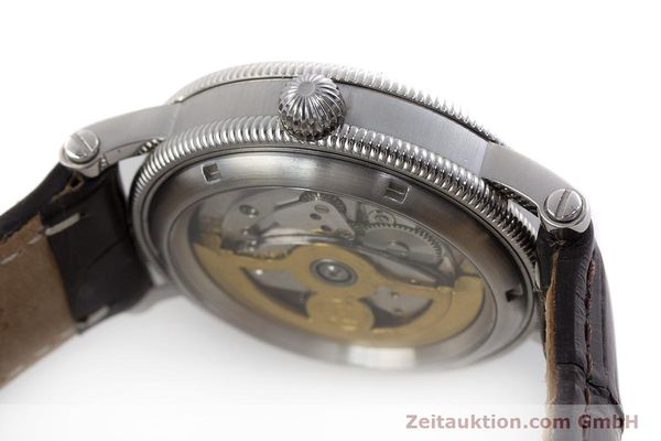 Used luxury watch Chronoswiss Tora steel automatic Kal. 123 Ref. CH1323  | 161454 08