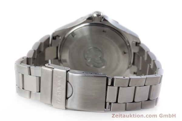 Used luxury watch Tag Heuer Aquaracer steel automatic Kal. 5 ETA 2836-2 Ref. WAF2013  | 161457 12