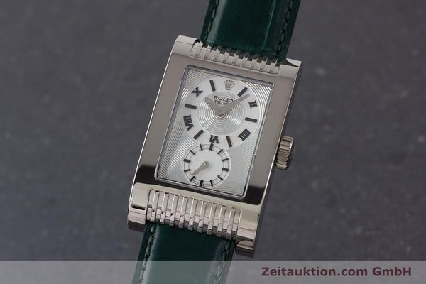 ROLEX CELLINI 18 CT WHITE GOLD MANUAL WINDING KAL. 7040-3 LP: 14200EUR [161460]
