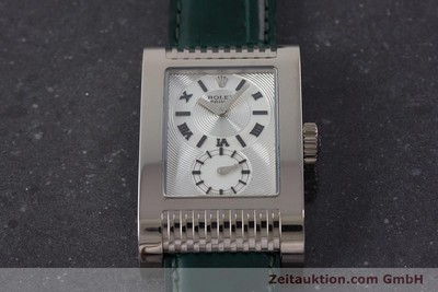 ROLEX CELLINI ORO BLANCO DE 18 QUILATES CUERDA MANUAL KAL. 7040-3 LP: 14200EUR [161460]