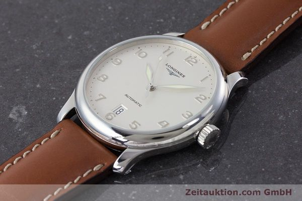 Used luxury watch Longines Avigation steel automatic Kal. L619.2 ETA 2892A2 Ref. L2.619.4  | 161464 01