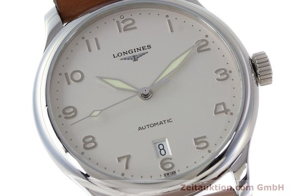 Used luxury watch Longines Avigation steel automatic Kal. L619.2 ETA 2892A2 Ref. L2.619.4  | 161464 02