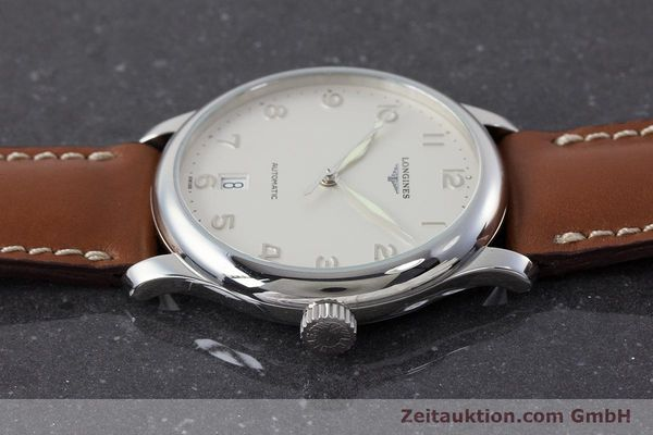 Used luxury watch Longines Avigation steel automatic Kal. L619.2 ETA 2892A2 Ref. L2.619.4  | 161464 05