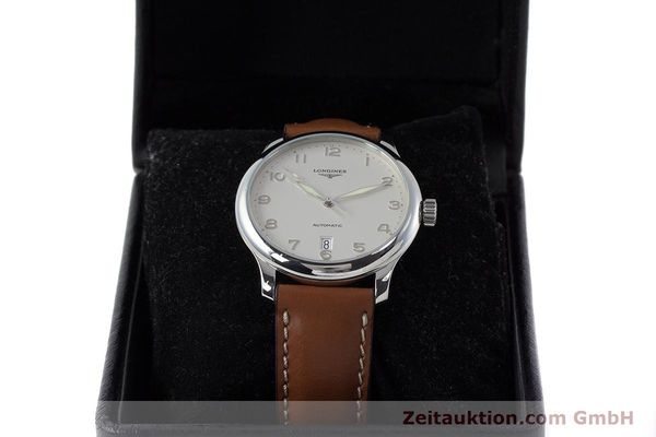 Used luxury watch Longines Avigation steel automatic Kal. L619.2 ETA 2892A2 Ref. L2.619.4  | 161464 07