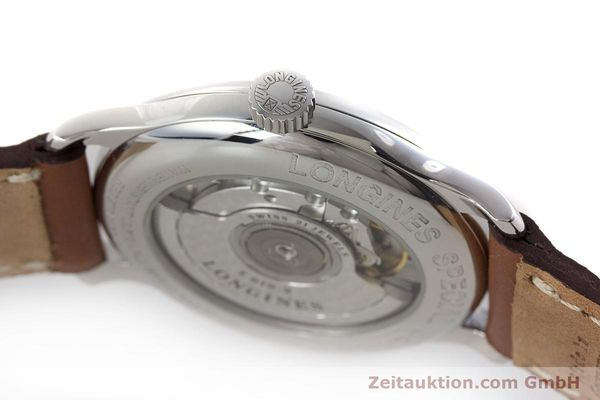 Used luxury watch Longines Avigation steel automatic Kal. L619.2 ETA 2892A2 Ref. L2.619.4  | 161464 11