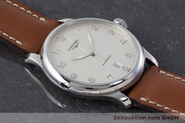 Used luxury watch Longines Avigation steel automatic Kal. L619.2 ETA 2892A2 Ref. L2.619.4  | 161464 13