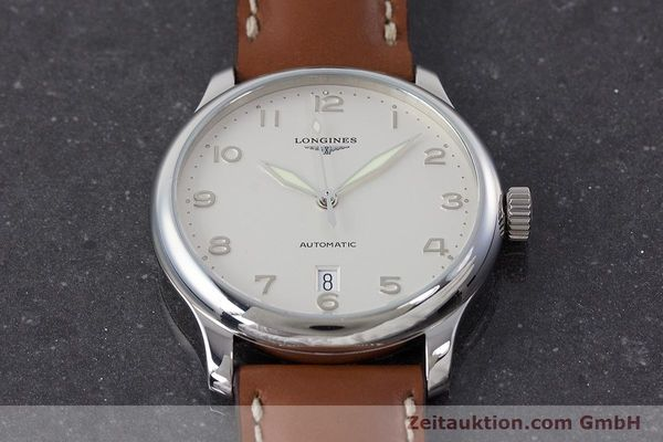 Used luxury watch Longines Avigation steel automatic Kal. L619.2 ETA 2892A2 Ref. L2.619.4  | 161464 14