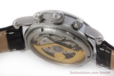 CHRONOSWISS TORA CHRONOGRAPH STEEL AUTOMATIC KAL. C.743 LP: 6800EUR [161468]