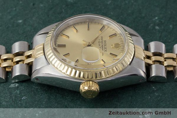 Used luxury watch Rolex Lady Date steel / gold automatic Kal. 2030 Ref. 6917  | 161470 05