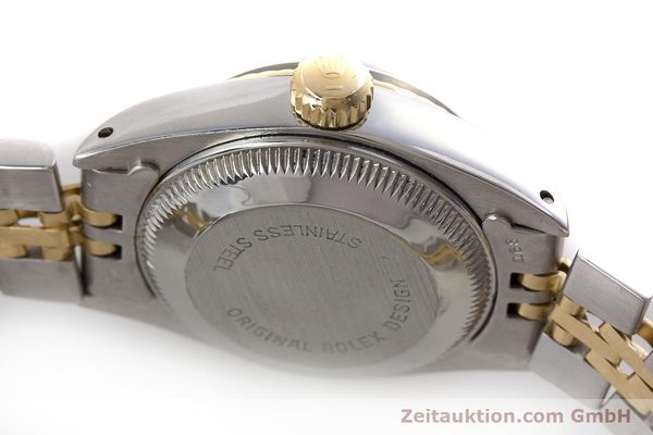 Used luxury watch Rolex Lady Date steel / gold automatic Kal. 2030 Ref. 6917  | 161470 11