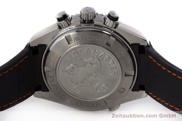 Used luxury watch Omega Seamaster chronograph steel automatic Kal. 3313 Ref. 29105182  | 161471 09