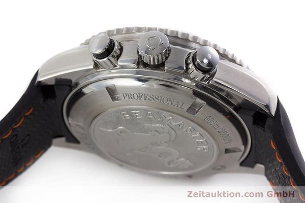 Used luxury watch Omega Seamaster chronograph steel automatic Kal. 3313 Ref. 29105182  | 161471 12