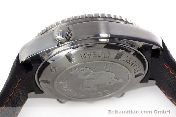Used luxury watch Omega Seamaster chronograph steel automatic Kal. 3313 Ref. 29105182  | 161471 13