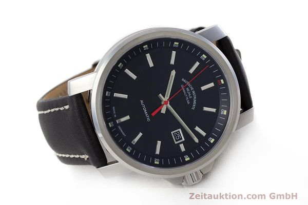 Used luxury watch Mühle 29er Big steel automatic Kal. ETA 2824-2 Ref. M1-25-30  | 161476 03