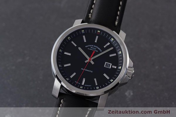 MÜHLE 29ER BIG STEEL AUTOMATIC KAL. ETA 2824-2 LP: 1250EUR [161476]