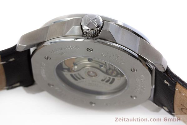 Used luxury watch Mühle 29er Big steel automatic Kal. ETA 2824-2 Ref. M1-25-30  | 161476 11