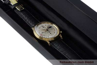 CHRONOSWISS A. ROCHAT CHRONOGRAPH GOLD-PLATED AUTOMATIC KAL. VAL 7750 [161482]