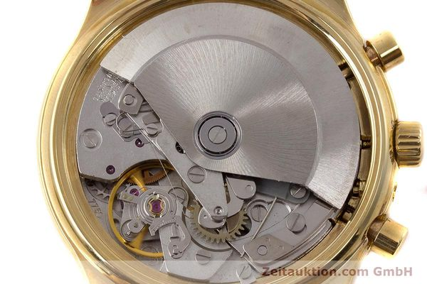 Used luxury watch Chronoswiss A. Rochat chronograph gold-plated automatic Kal. Val 7750 Ref. 77990  | 161482 10