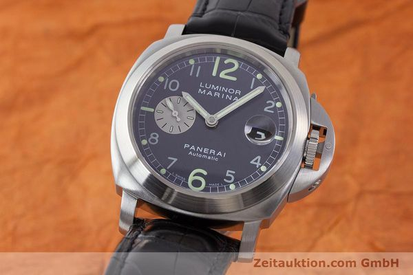 PANERAI LUMINOR MARINA ACIER AUTOMATIQUE KAL. OP III LP: 6000EUR  [161484]