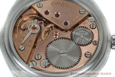 OMEGA STEEL MANUAL WINDING KAL. 265 VINTAGE [161486]