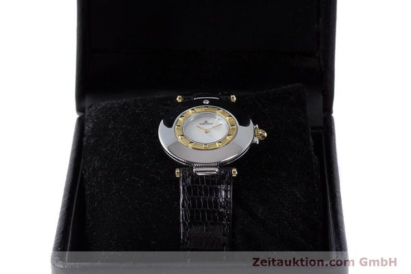 Used luxury watch Jaeger Le Coultre Rendez-Vous  steel / gold quartz Kal. 609 Ref. 421.5.09  | 161487 07