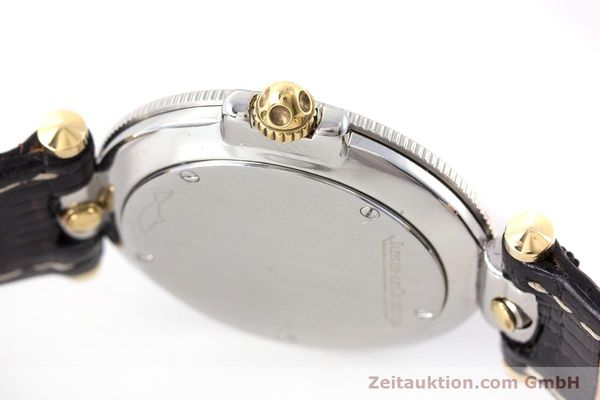 Used luxury watch Jaeger Le Coultre Rendez-Vous  steel / gold quartz Kal. 609 Ref. 421.5.09  | 161487 08