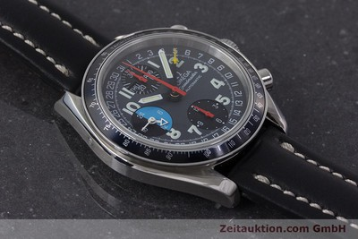 OMEGA SPEEDMASTER DAY-DATE CHRONOGRAPH AUTOMATIK STAHL VP: 3020,- EURO [161495]