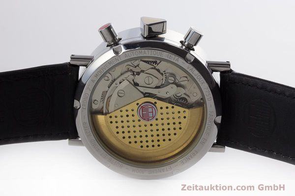 Used luxury watch Alain Silberstein Krono Bauhaus chronograph steel automatic Kal. ETA 7751  | 161503 09