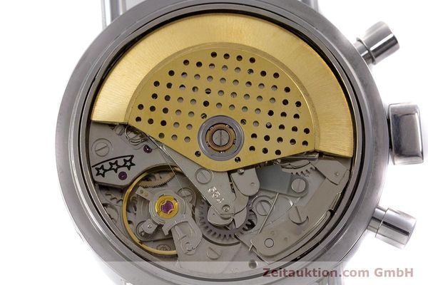 Used luxury watch Alain Silberstein Krono Bauhaus chronograph steel automatic Kal. ETA 7751  | 161503 10