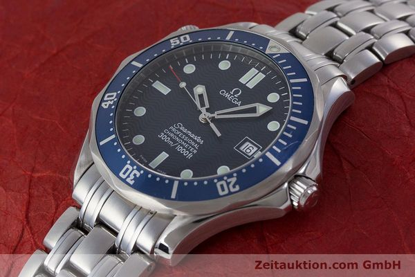 Used luxury watch Omega Seamaster steel automatic Kal. 1120  | 161504 01