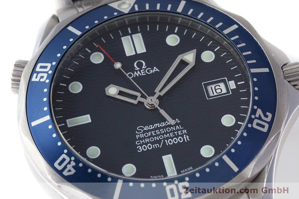 Used luxury watch Omega Seamaster steel automatic Kal. 1120  | 161504 02