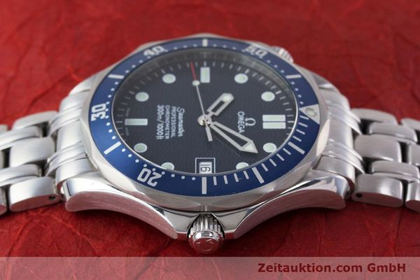 Used luxury watch Omega Seamaster steel automatic Kal. 1120  | 161504 05