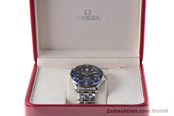 Used luxury watch Omega Seamaster steel automatic Kal. 1120  | 161504 07