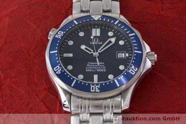 Used luxury watch Omega Seamaster steel automatic Kal. 1120  | 161504 19
