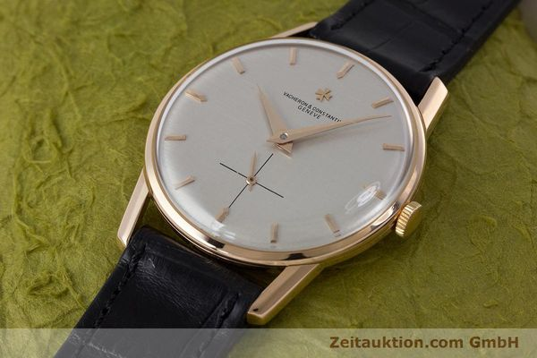 Used luxury watch Vacheron & Constantin * 18 ct gold manual winding Kal. P453/3B Ref. 6413 VINTAGE  | 161525 01