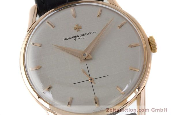 Used luxury watch Vacheron & Constantin * 18 ct gold manual winding Kal. P453/3B Ref. 6413 VINTAGE  | 161525 02