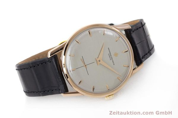Used luxury watch Vacheron & Constantin * 18 ct gold manual winding Kal. P453/3B Ref. 6413 VINTAGE  | 161525 03