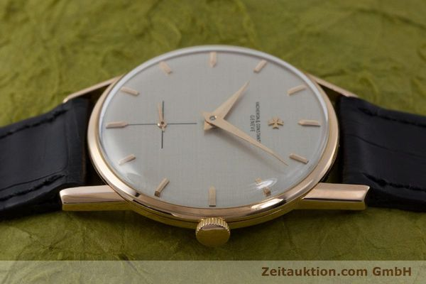 Used luxury watch Vacheron & Constantin * 18 ct gold manual winding Kal. P453/3B Ref. 6413 VINTAGE  | 161525 05