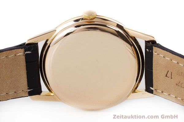 Used luxury watch Vacheron & Constantin * 18 ct gold manual winding Kal. P453/3B Ref. 6413 VINTAGE  | 161525 08