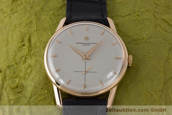 Used luxury watch Vacheron & Constantin * 18 ct gold manual winding Kal. P453/3B Ref. 6413 VINTAGE  | 161525 14