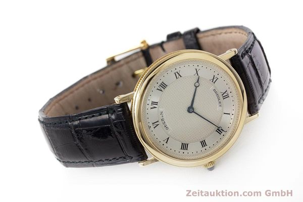 Used luxury watch Breguet Classique 18 ct gold automatic Kal. 2260  | 161526 03