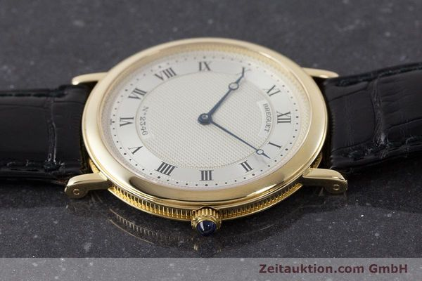 Used luxury watch Breguet Classique 18 ct gold automatic Kal. 2260  | 161526 05