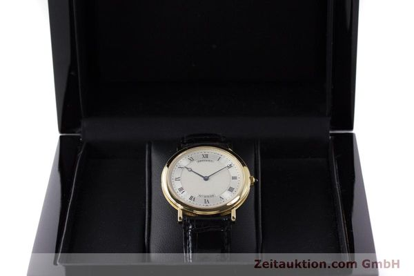 Used luxury watch Breguet Classique 18 ct gold automatic Kal. 2260  | 161526 07