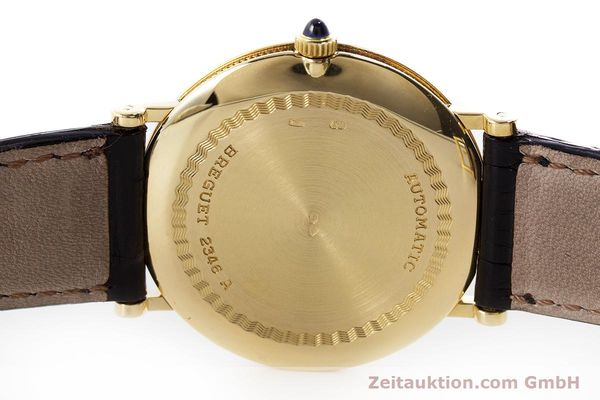 Used luxury watch Breguet Classique 18 ct gold automatic Kal. 2260  | 161526 08