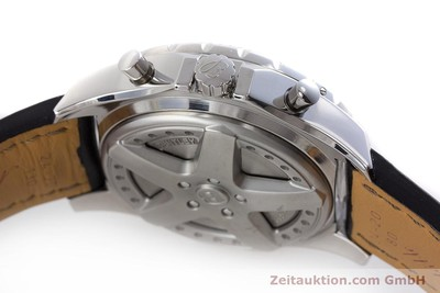 BREITLING FOR BENTLEY 6.75 CHRONOGRAPH AUTOMATIK STAHL A44362 NP: 7760,- EURO [161528]