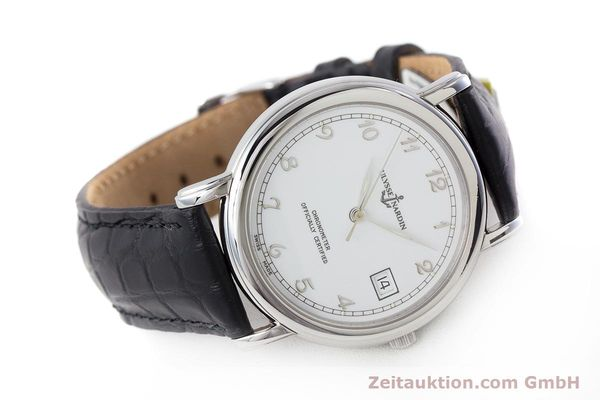 Used luxury watch Ulysse Nardin San Marco steel automatic Kal. ETA 2892-2 Ref. 133-77  | 161530 03