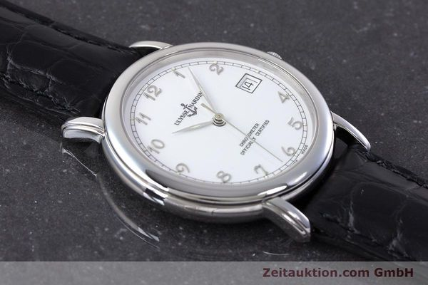Used luxury watch Ulysse Nardin San Marco steel automatic Kal. ETA 2892-2 Ref. 133-77  | 161530 12