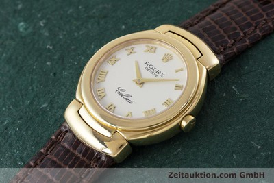 ROLEX CELLINI OR 18 CT QUARTZ KAL. 6620 LP: 8200EUR [161531]