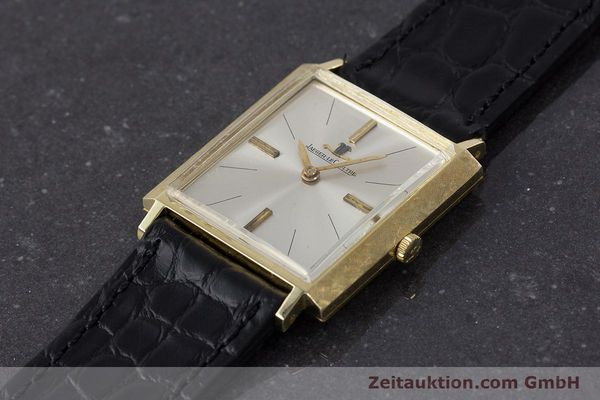 Used luxury watch Jaeger Le Coultre * 18 ct gold manual winding Kal. K818C Ref. 1932  | 161534 01